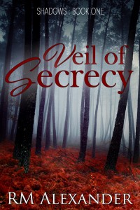 Featured Book: Veil of Secrecy by RM Alexander