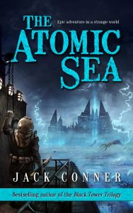 Featured Book: The Atomic Sea: Volume One by Jack Conner
