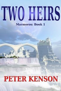 Featured Book: Two Heirs by Peter Kenson