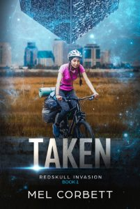 Featured Book: Taken: Book 1 of the Redskull Invasion by Mel Corbett