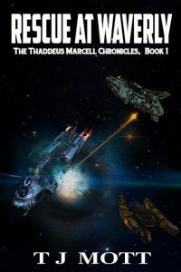 Featured Book: Rescue at Waverly by TJ Mott