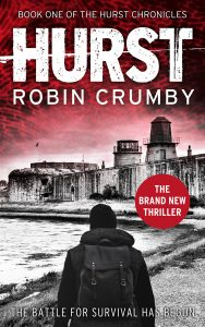 Featured Book: Hurst: A Post-apocalyptic pandemic survival thriller by Robin Crumby