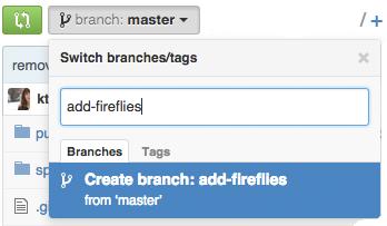 firefly branch