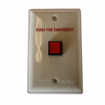 20118L/F-E   Wall Mount Push Button
