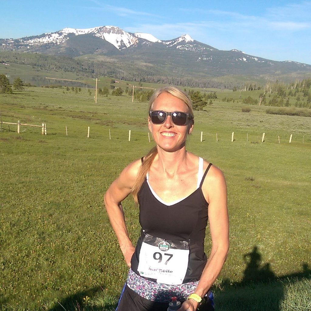 "An ""all hill"" race marathon in Steamboat"