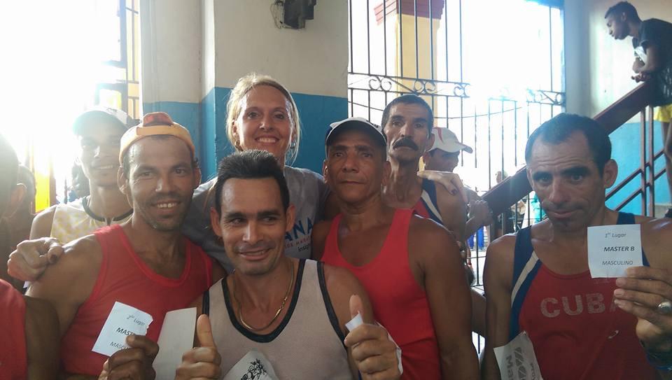 3rd Place Race in Cuba