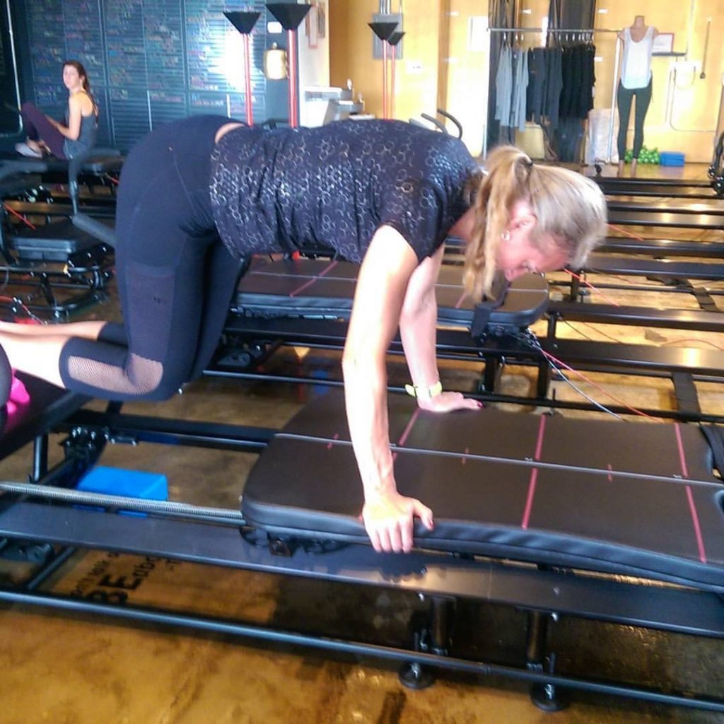 Pilates to bring balance to training