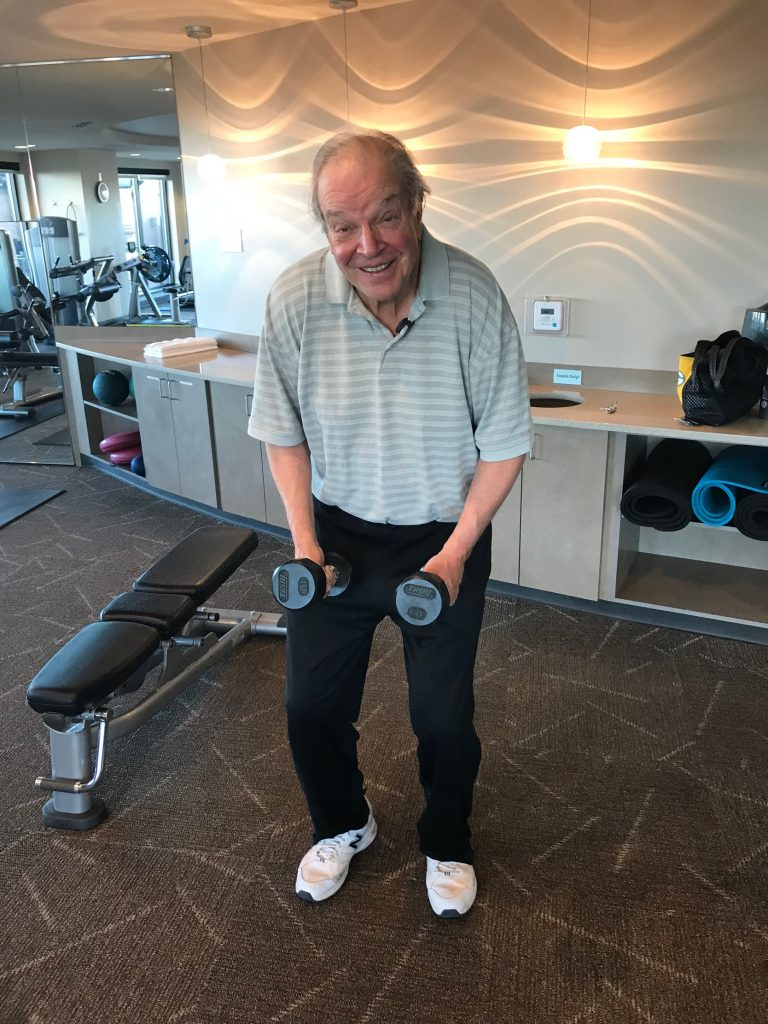 Getting back to exercise after 30 years of living a sedentary life