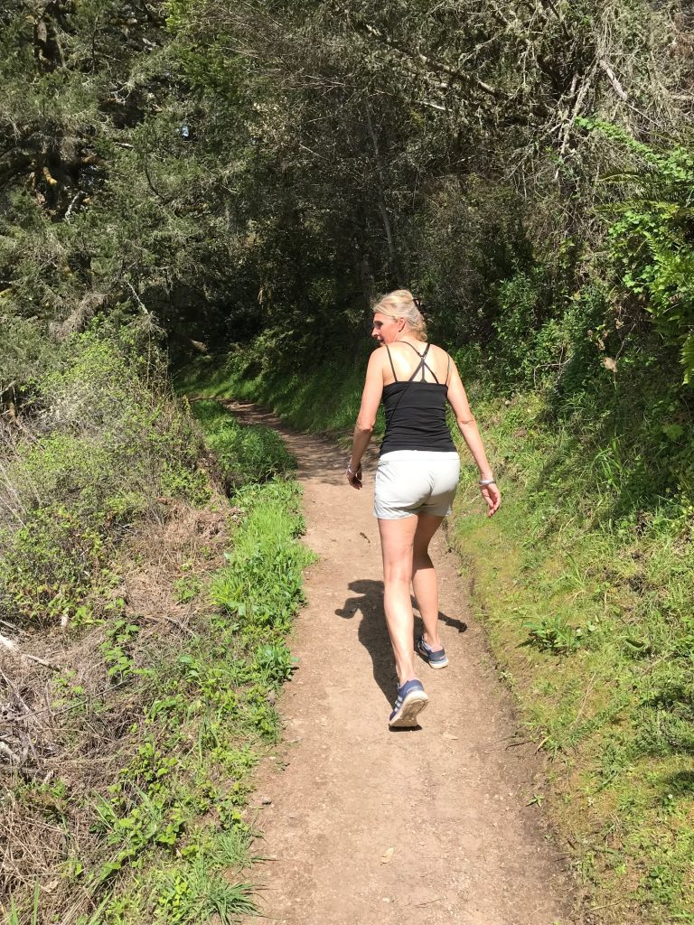 Trail Running in Half Moon Bay