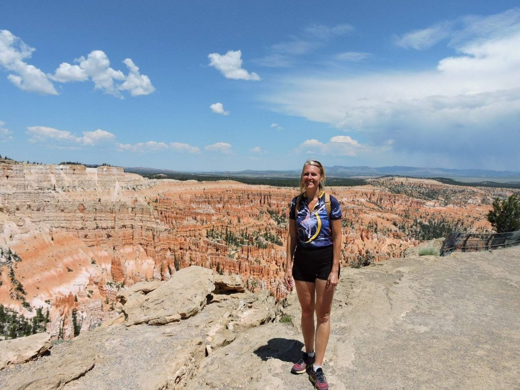 Bryce Canyon bike ride