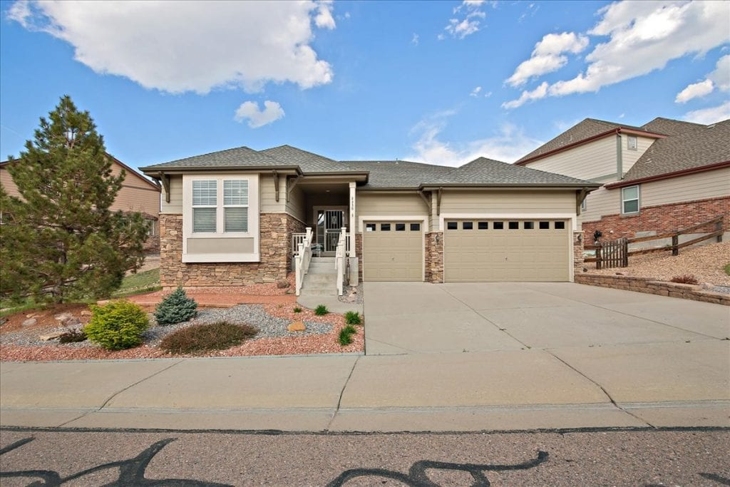 Home for Sale Plum Creek Castle Rock Colorado