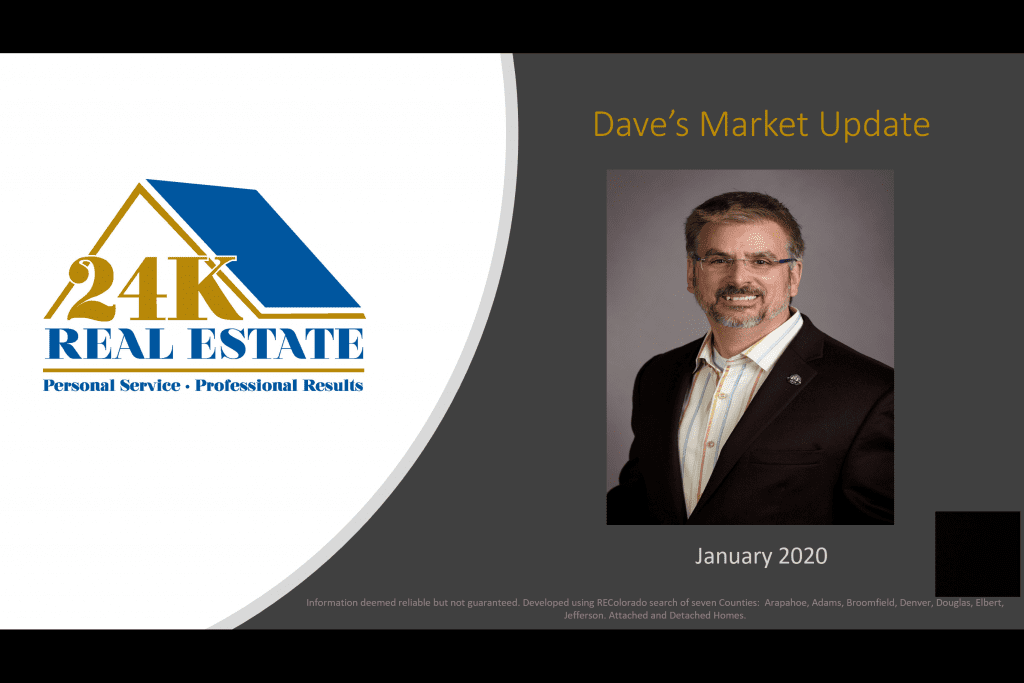 24K Real Estate January 2020 Market Update