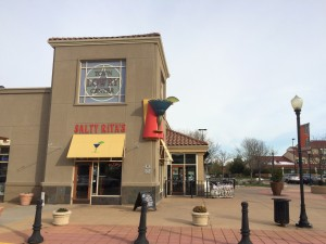 Some places around Denver are staying established, like Salty Rita's in the Lowry Town Center.