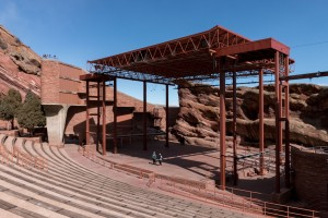 Whether you visit Red Rocks for the music, movies, or fitness, there's lots to entertain your senses with.