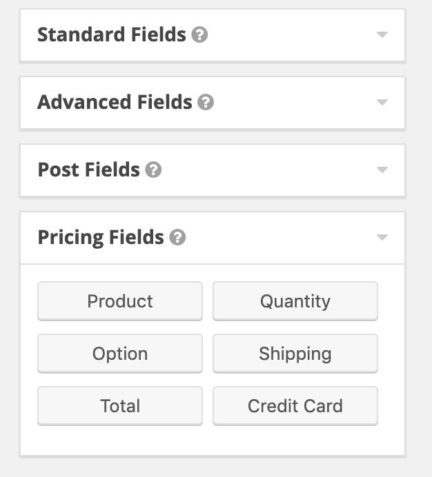 Website Shopping Cart Alternative? Consider Gravity Forms