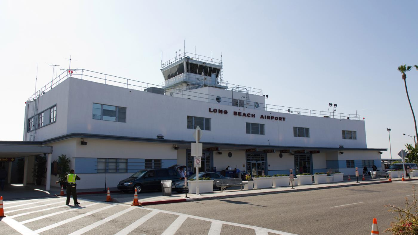 Long Beach Ca Lgb Airport