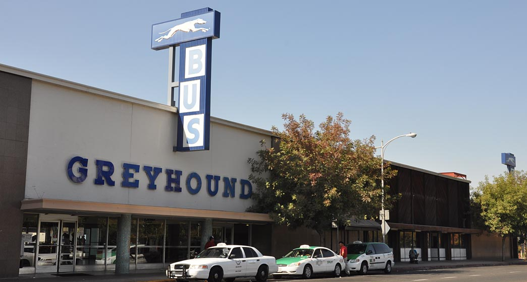 Greyhound Terminal Shuttles From Prime Time Shuttle