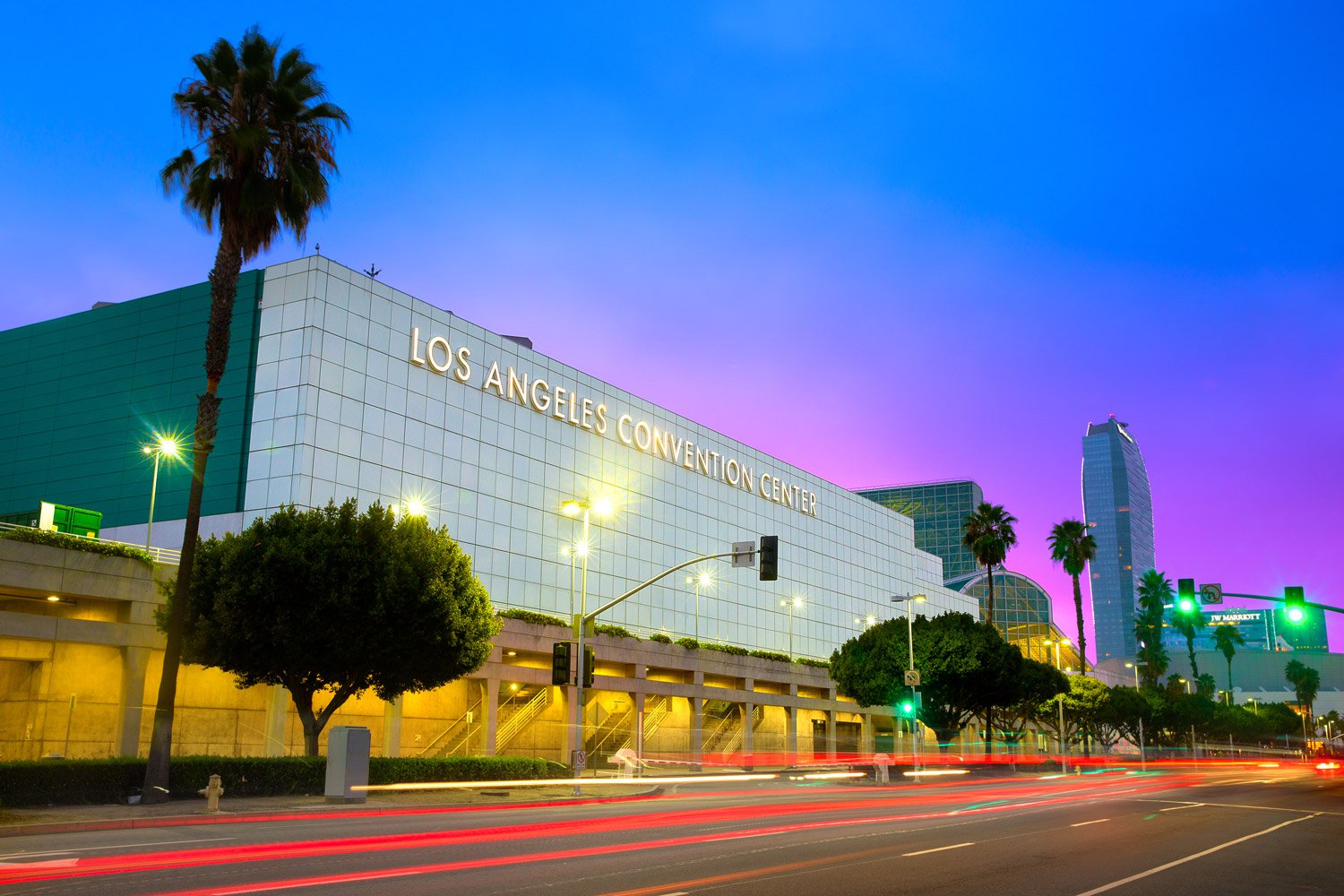 Drive Time Locations >> Los Angeles Convention Center Transportation From Prime Time Shuttle