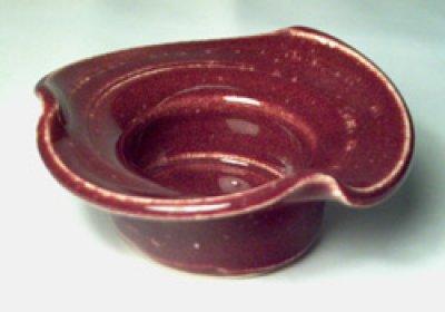 Cone 6 GR6-E Ravenscrag Raspberry glaze