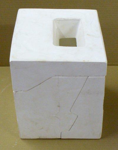 Assembled melt flow tester mold