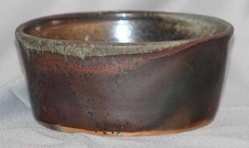 Redart-as-a-glaze wood-fired on Laguna B-Mix