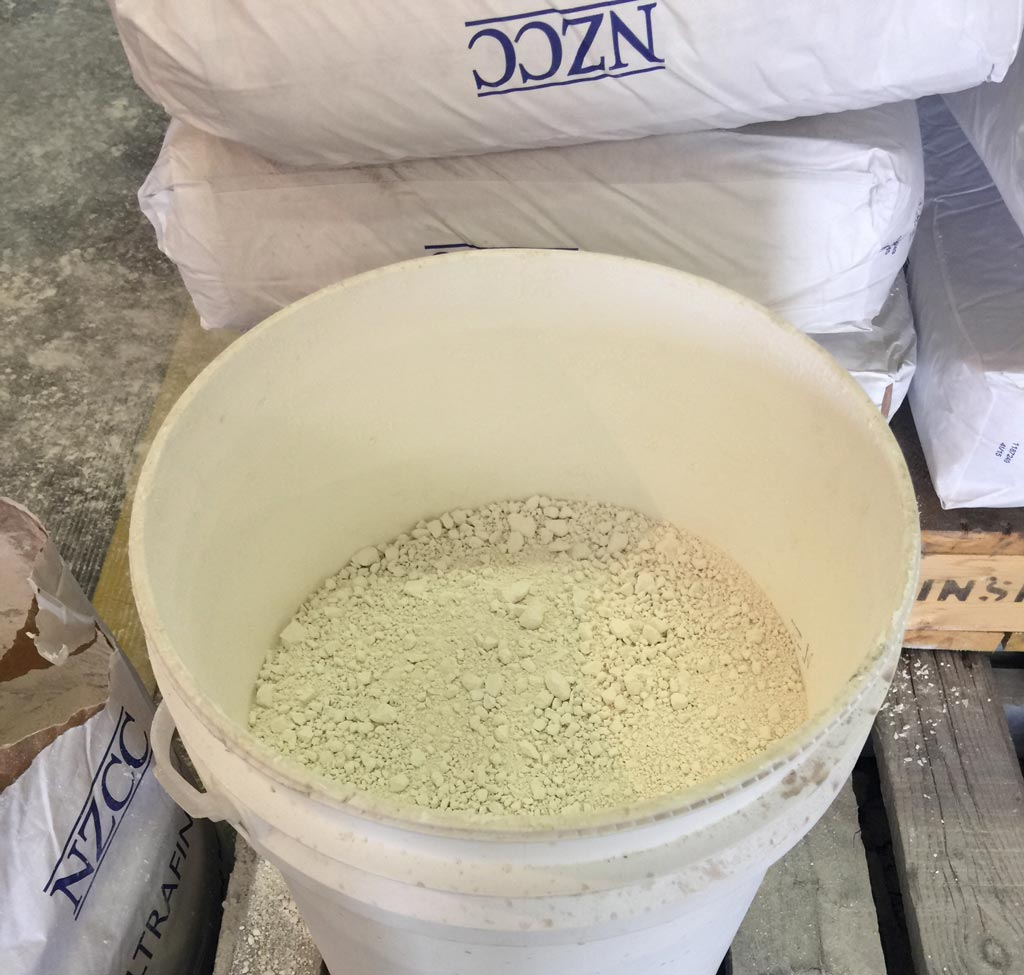 This is how New Zealand kaolin powder agglomerates
