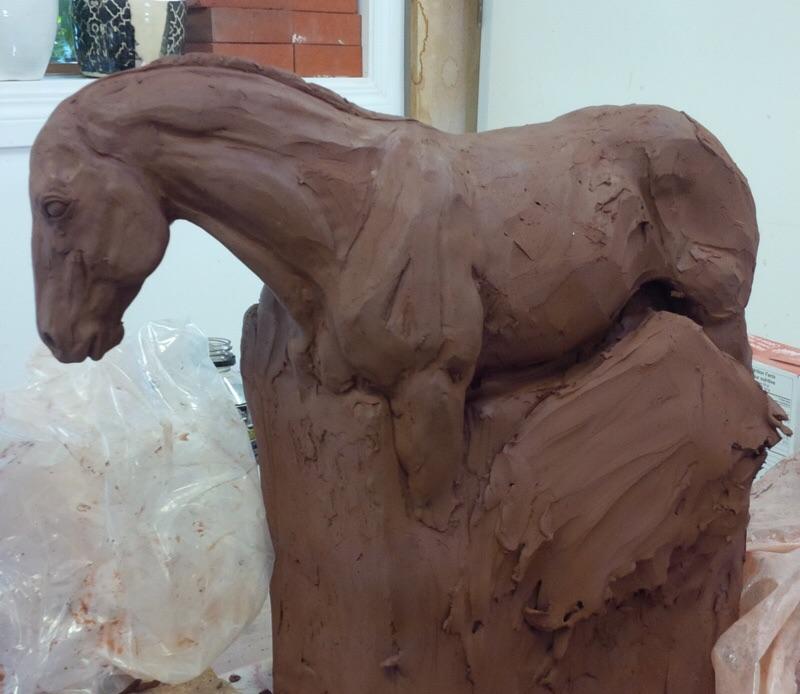 M390 Horse