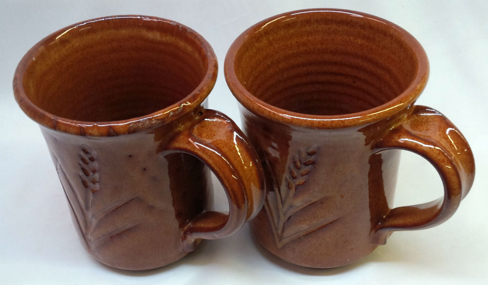 Fine tuning glaze shrinkage vs. hardness