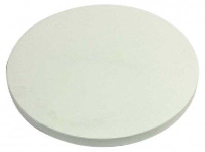 A plaster bat, or flat disk