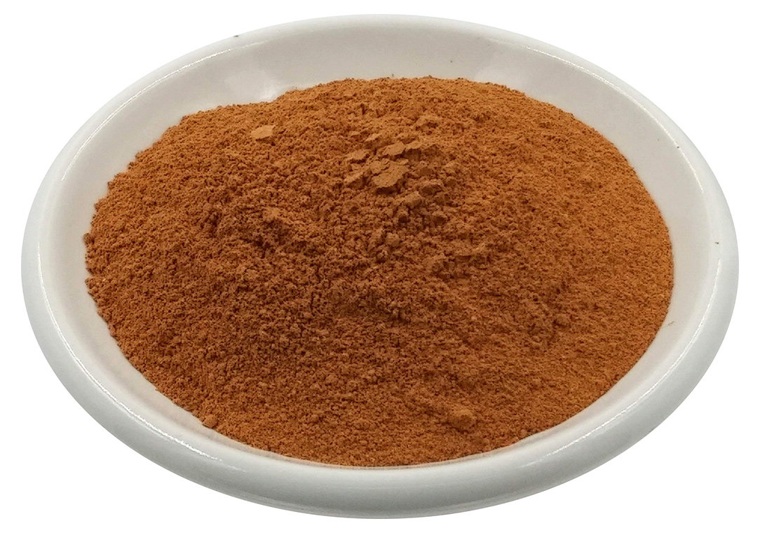 Newman Red clay powder