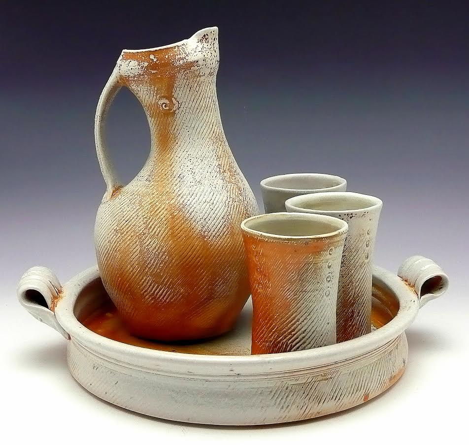 Soda fired P600 by Jim Etzkorn
