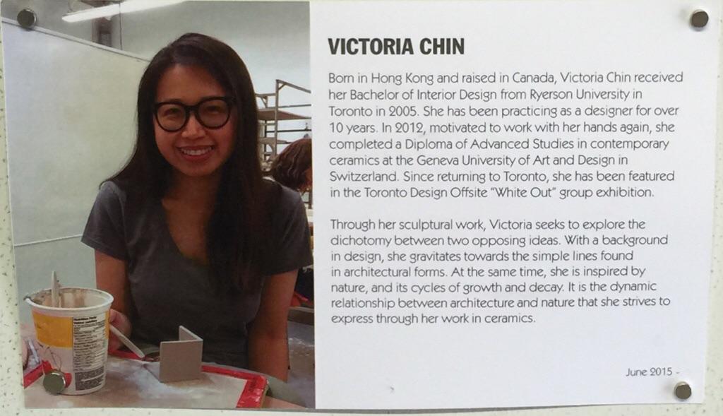 Victoria Chin