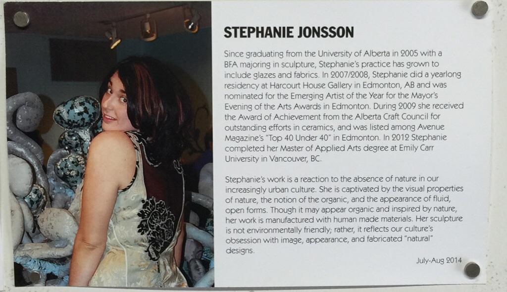 Stephanie Jonsson