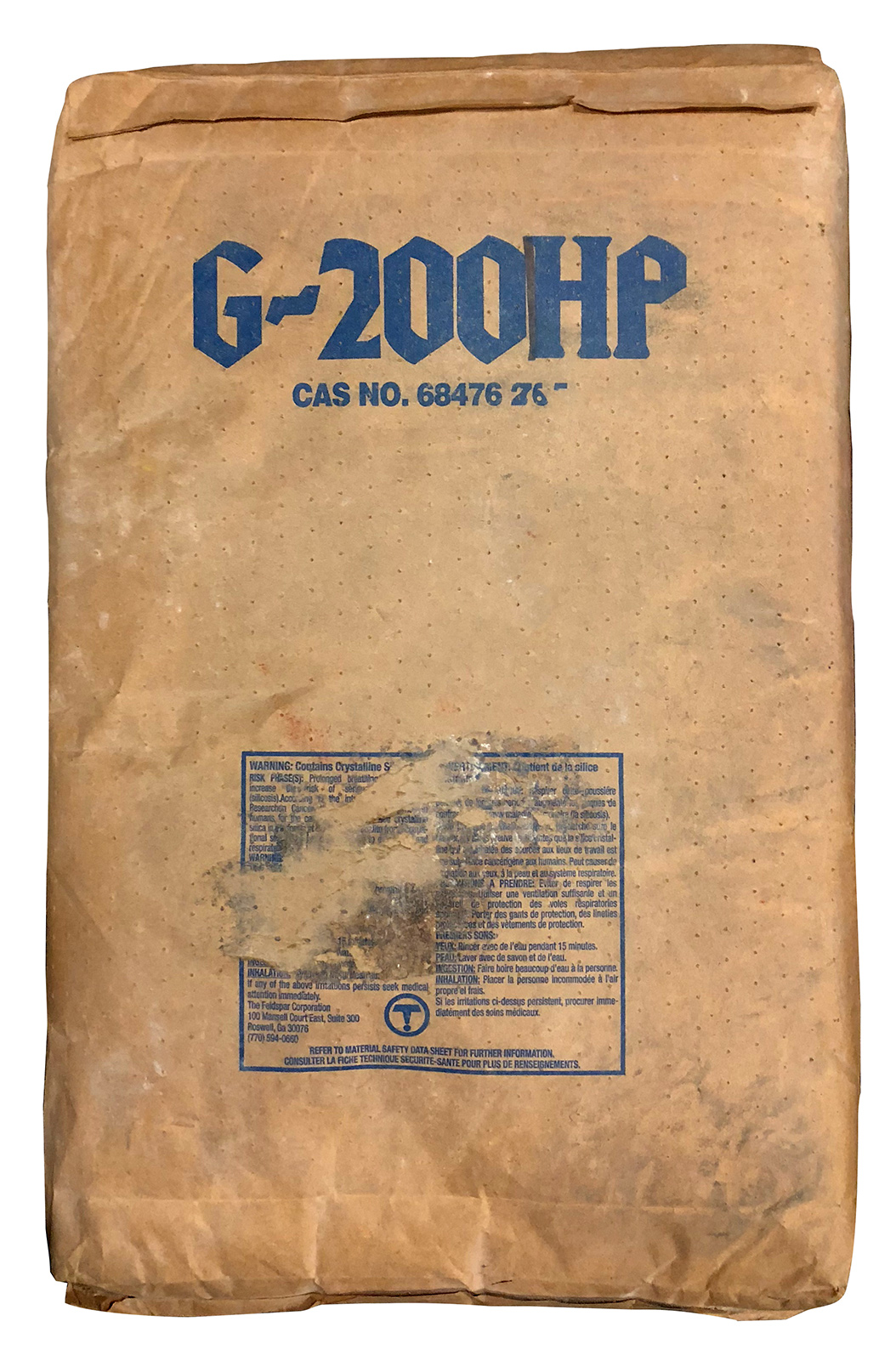 G200HP Feldspar bag