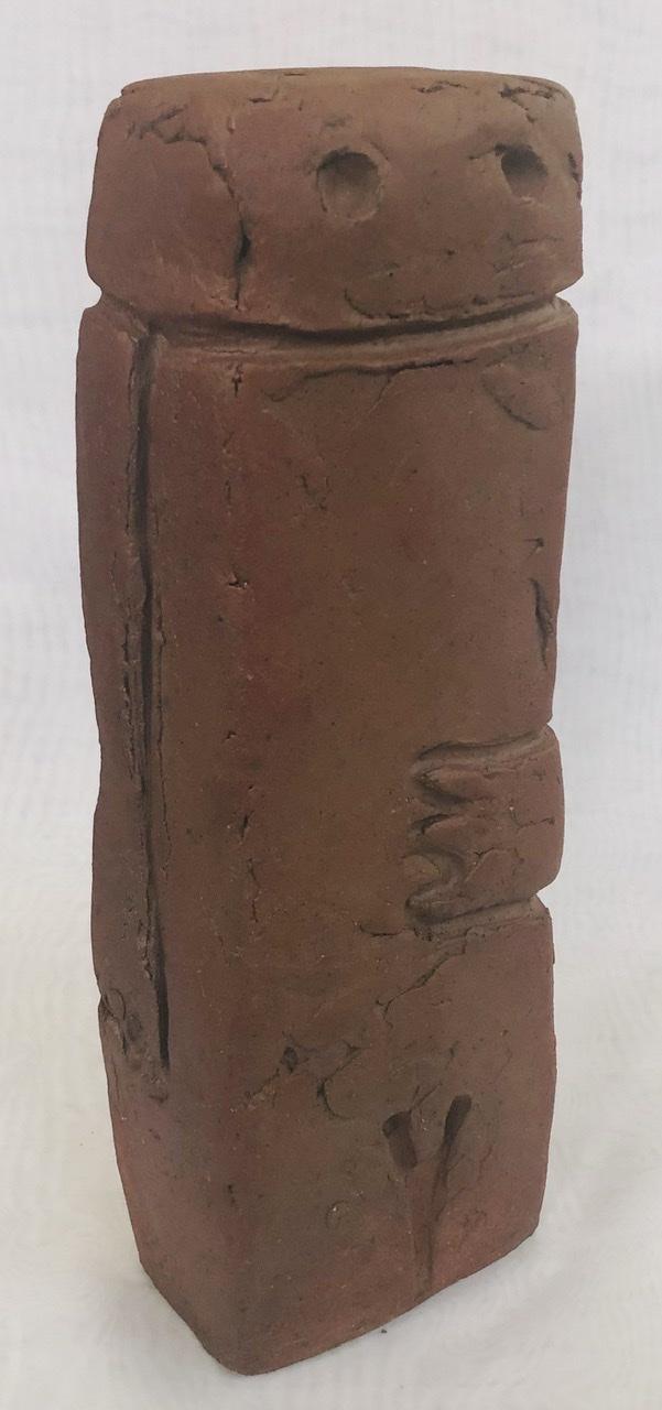 Sculptural piece by Luke Lindoe