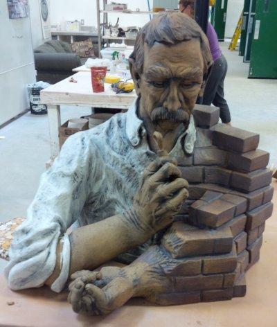Sculpture by Brian MacArthur