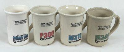 Plainsman Polar Ice, P300, M370 and M340 by Tony Hansen