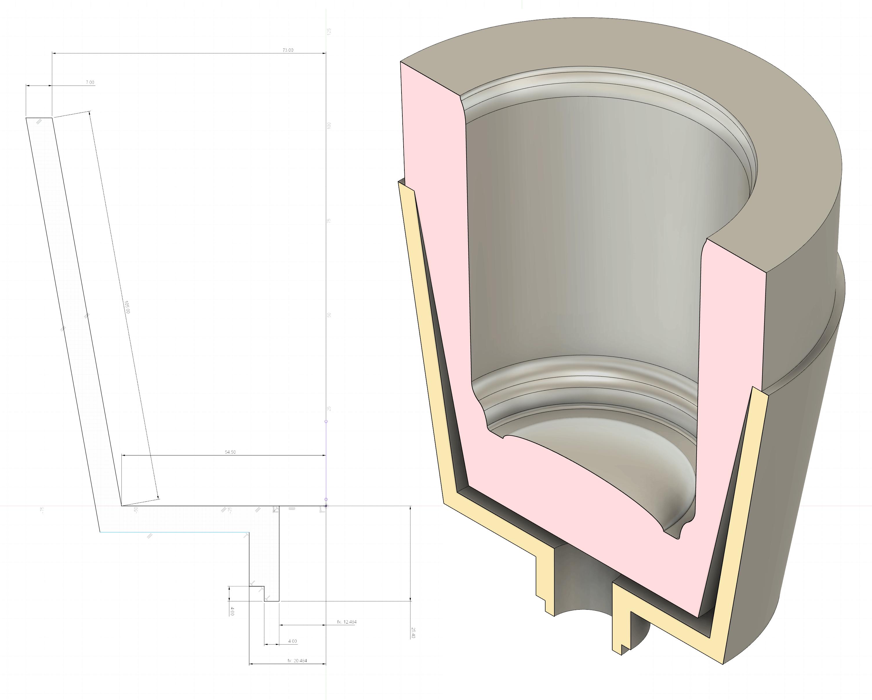 Jigger Wheel Aluminum Cuphead