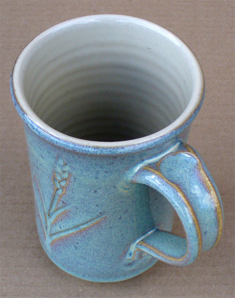 Ravenscrag Slip transparent and Alberta Slip blue glazes by Tony Hansen