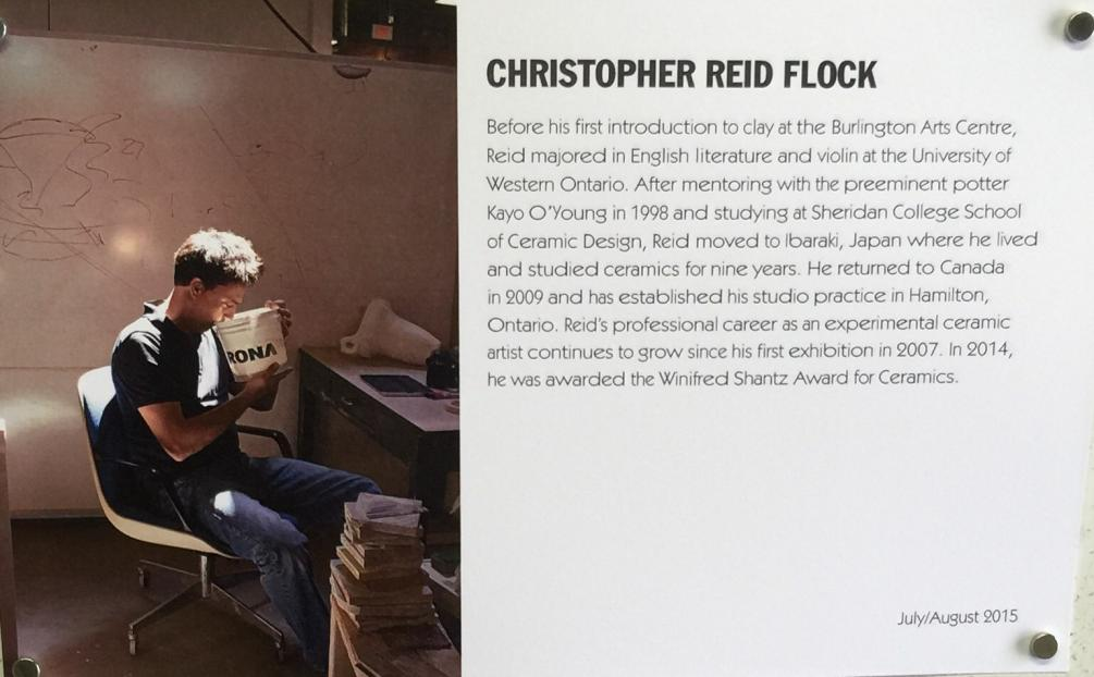 Christopher Reid Flock