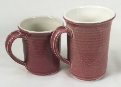 Bisque-glazing vs. green-glazing in medium temperature porcelain