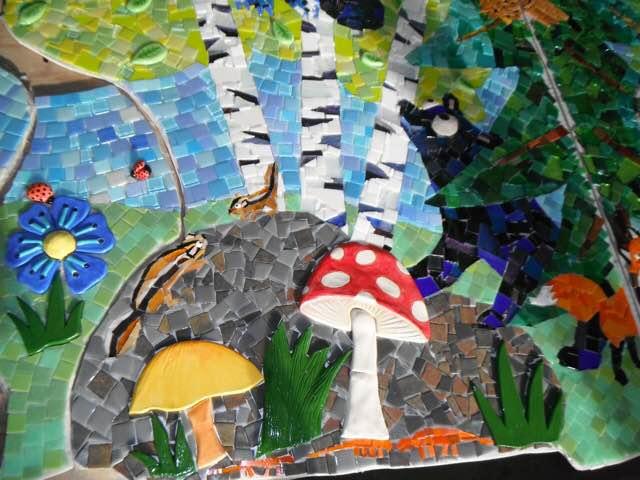Mosaic by Sikiu Perez