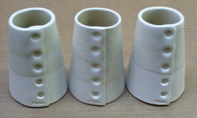 Use a low silica porcelain to craze test your glazes