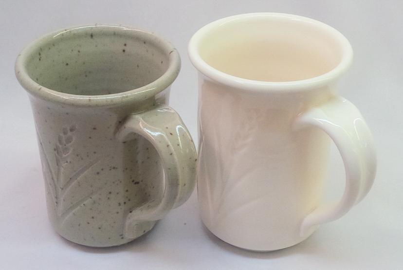 A good base glaze, a vitreous clay and a good fit. How good that is!