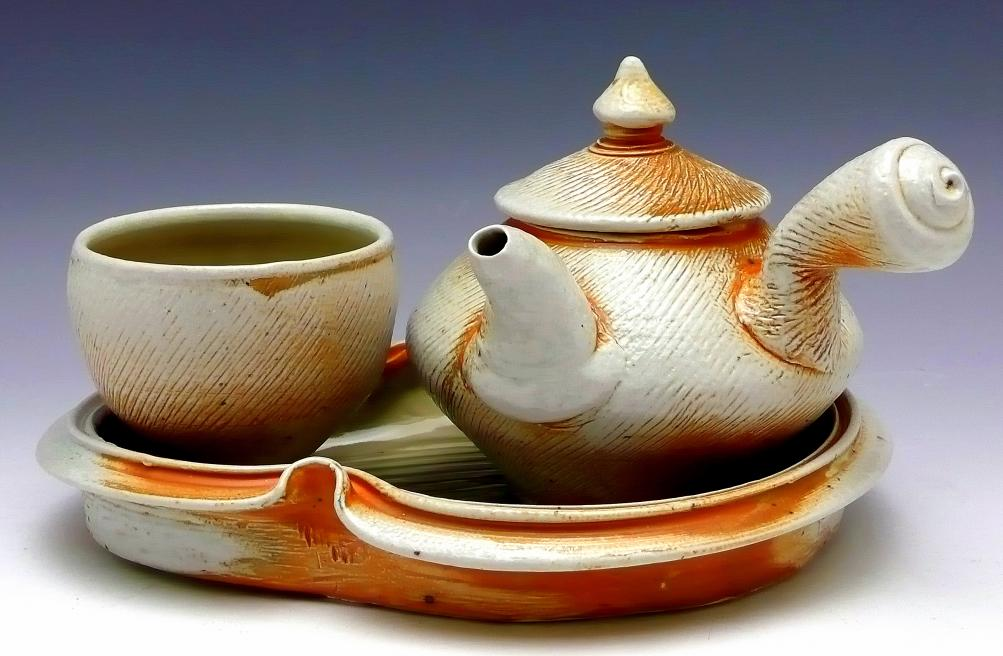 Salt fired P700 by Jim Etzkorn