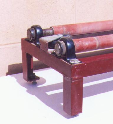 Ball mill rack bearings 2