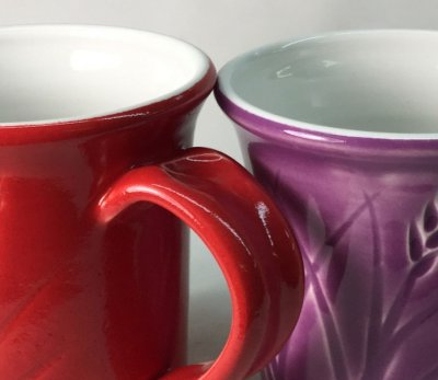 When using stains, customize the percentage, host glaze and firing schedule