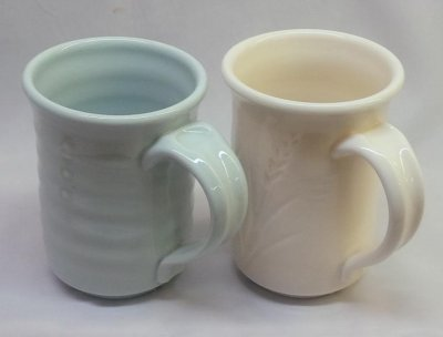Reduction and oxidation porcelains