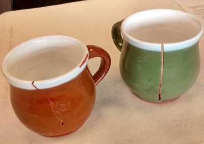 Shivering is not just a glaze problem with Terra Cotta