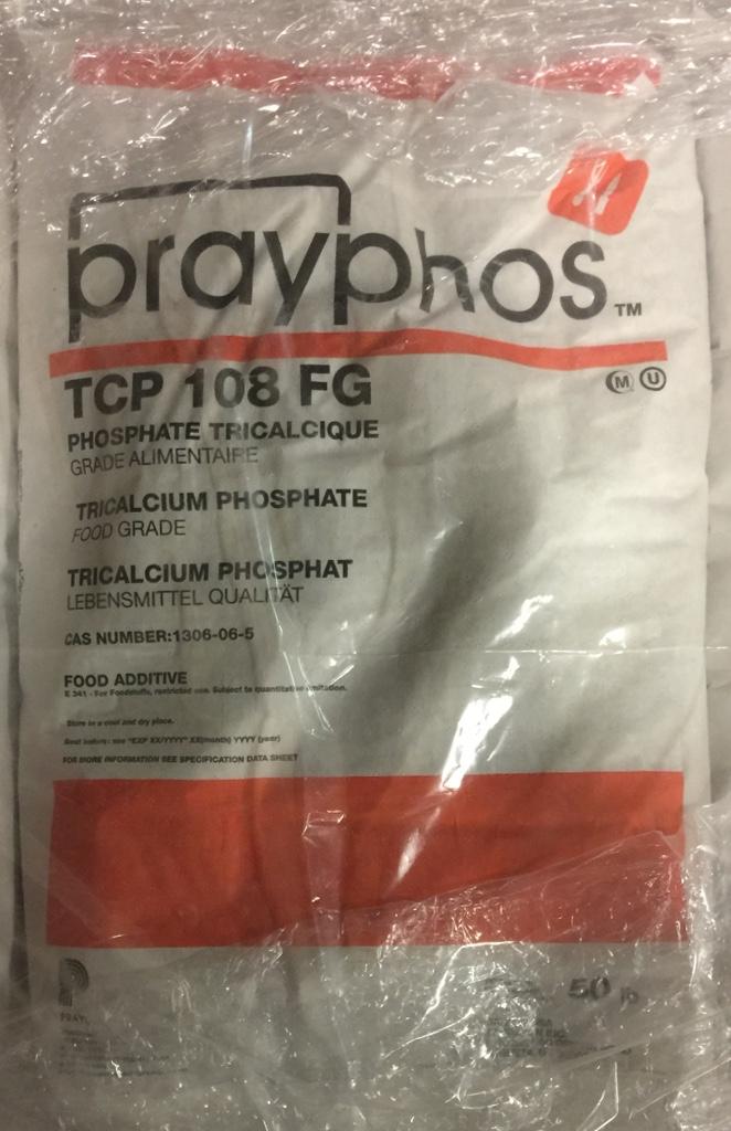 Original Container Bag of Tri-Calcium Phosphate